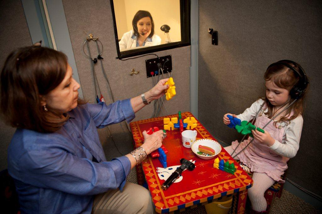Hearing & Balance Lab - Childhood Hearing Tests